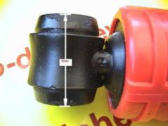 Shock Absorber Rear Axle LADA